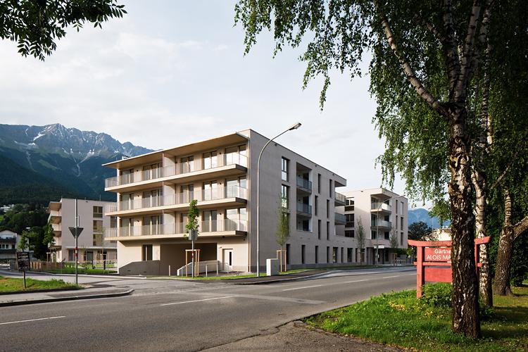 Haus im leben christian flatscher architekturfotografie for Architektur innsbruck